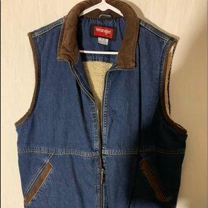 Men's western vest